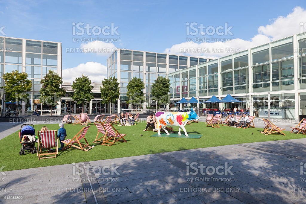 The Centre:MK stock photo