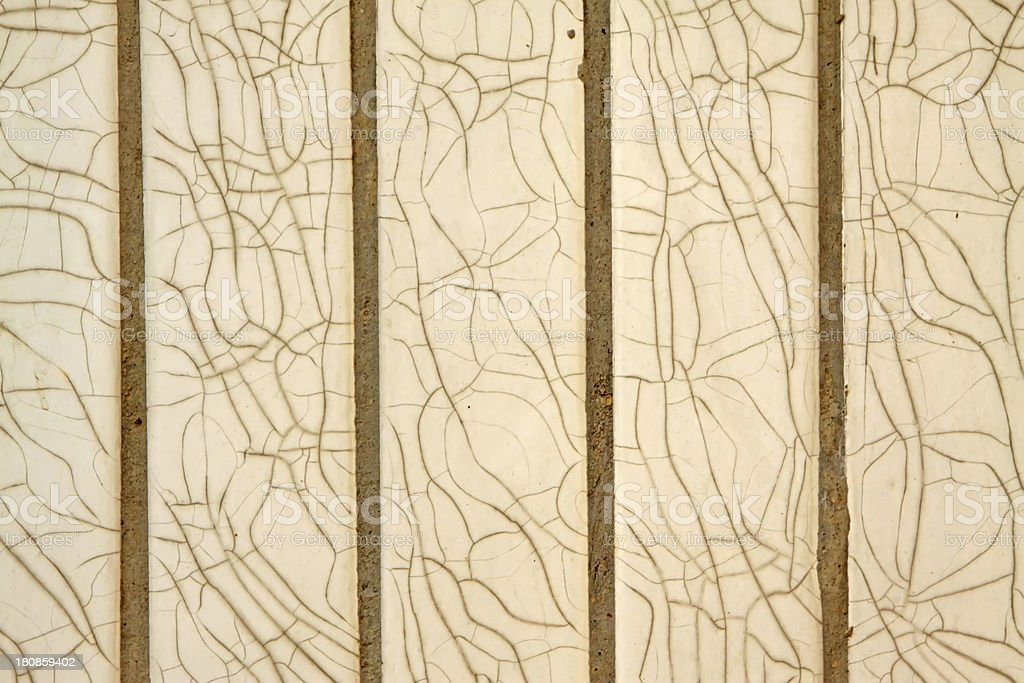 the ceramic tile decorative pattern stock photo