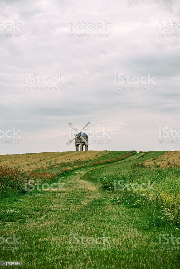 The Chesterton Windmill, UK stock photo