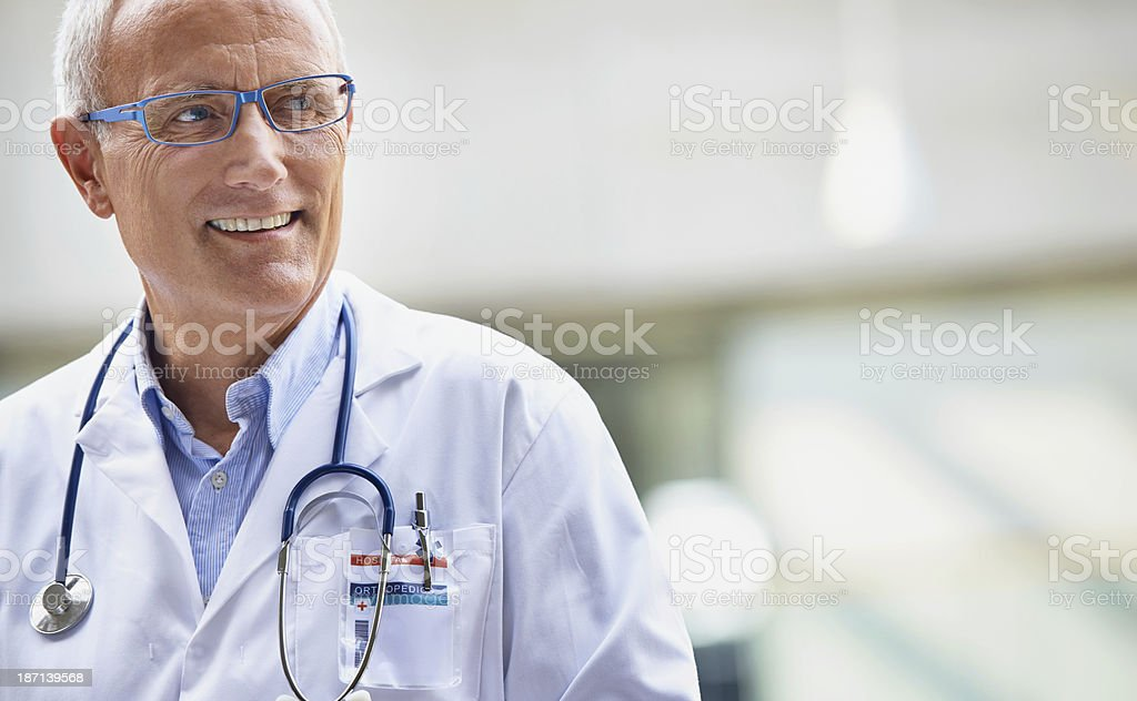 The chief of staff royalty-free stock photo