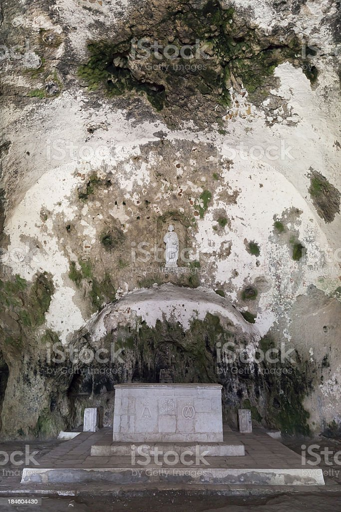 The Church of St. Peter royalty-free stock photo