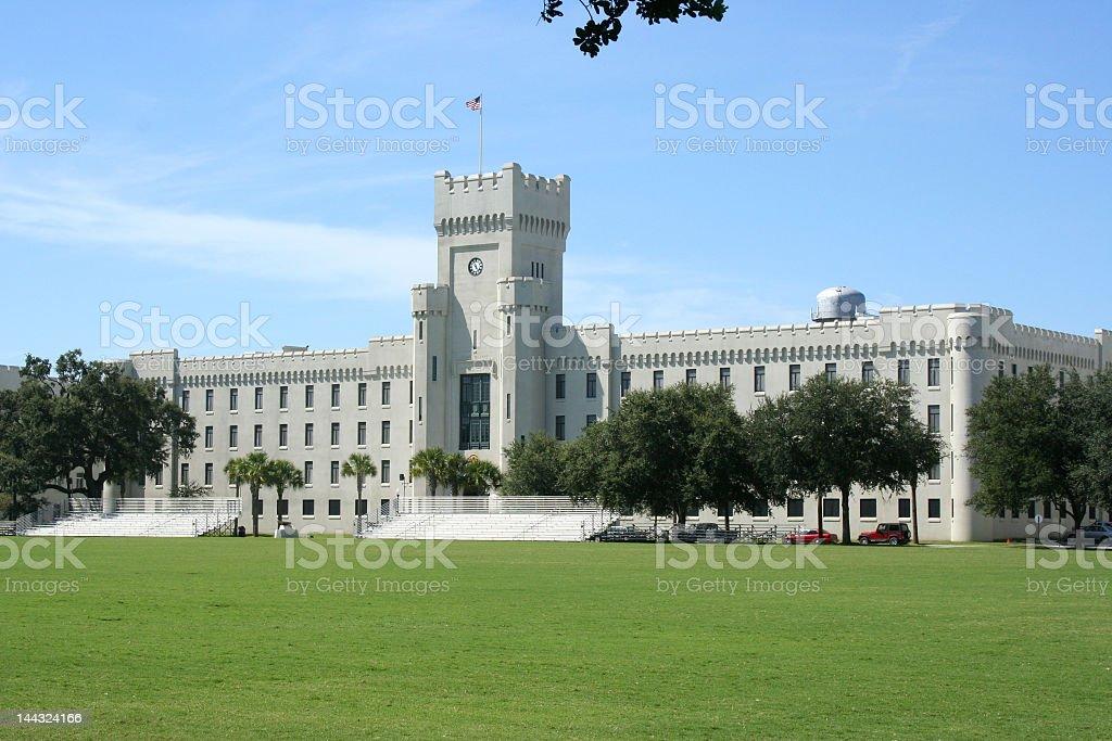 The Citadel stock photo