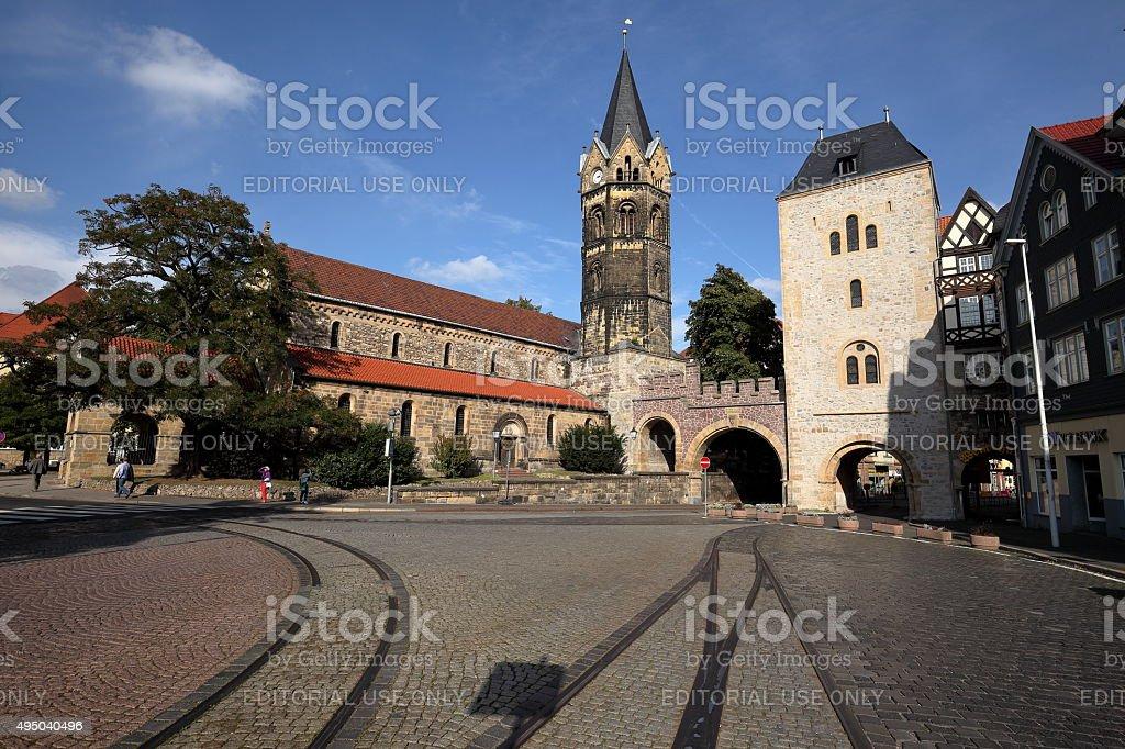 The City of Eisenach stock photo