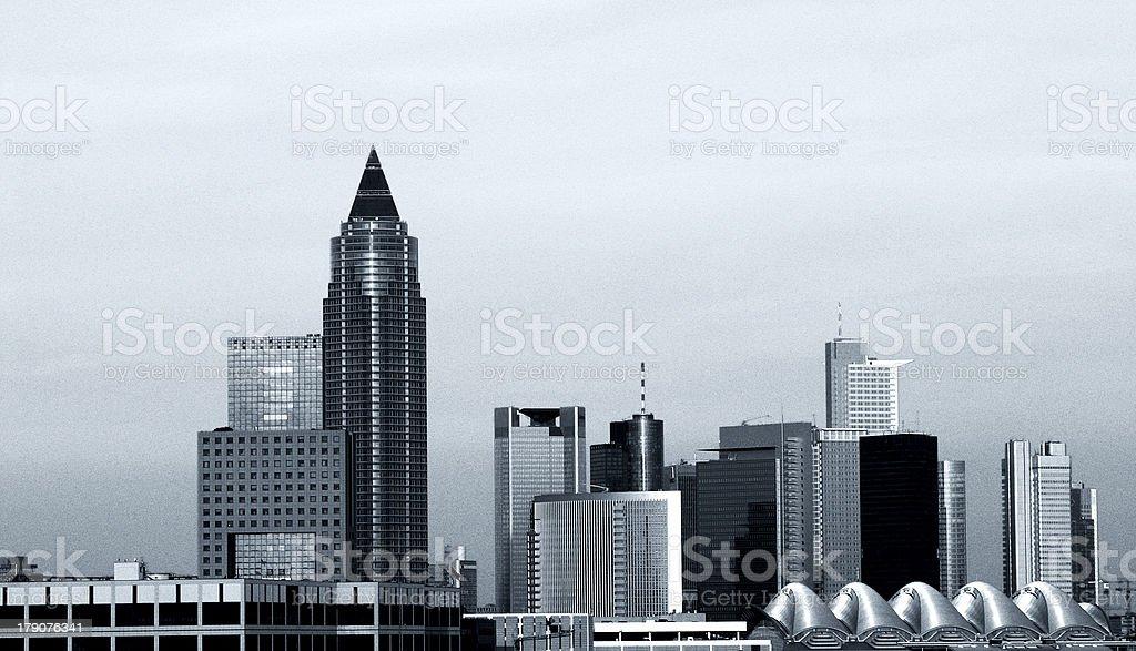 The City of Steel stock photo