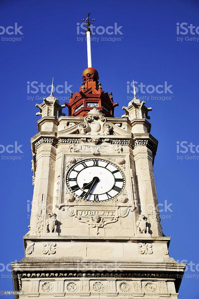 The Clock Tower, Margate, Kent, UK stock photo