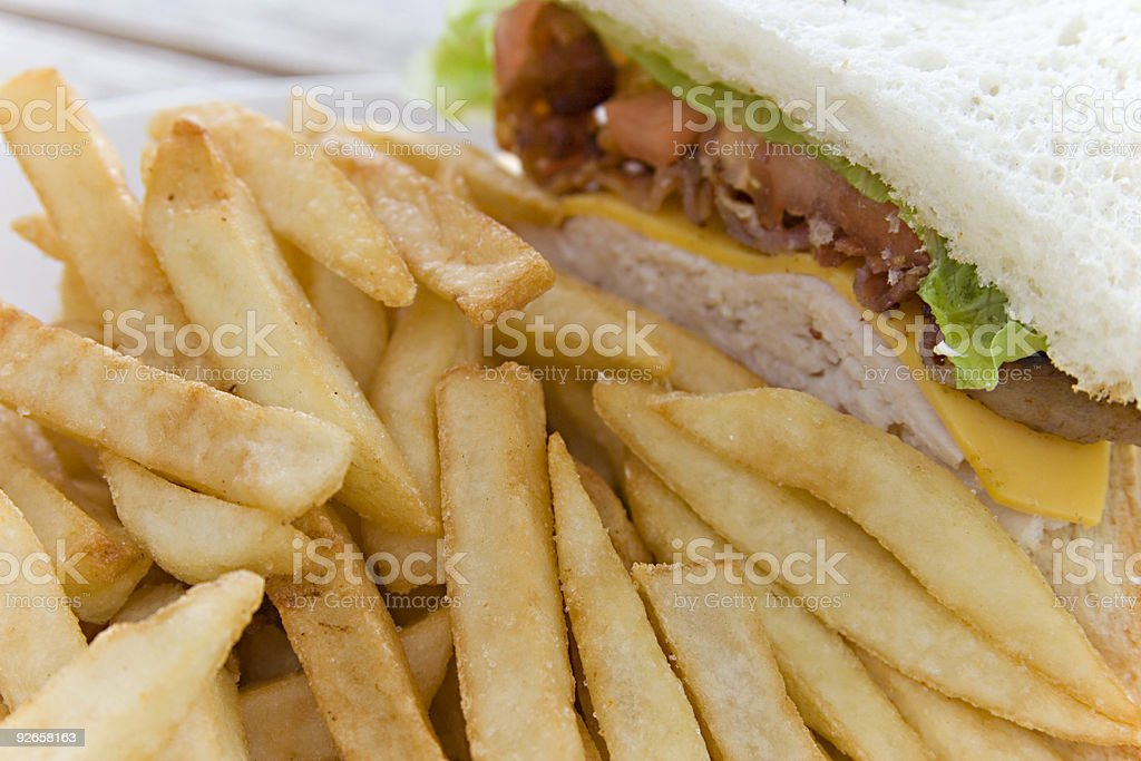The Club royalty-free stock photo