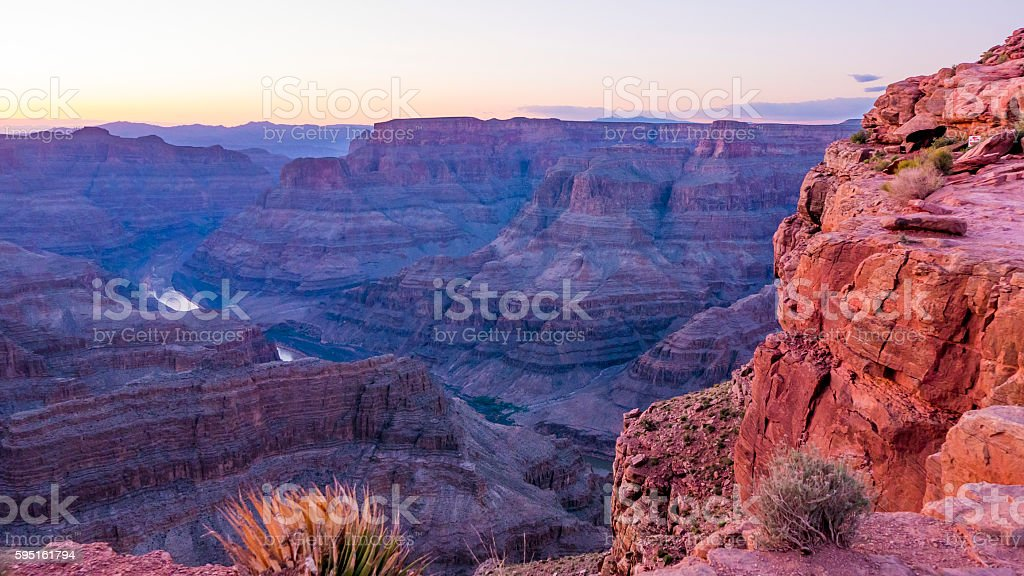 The Colors of Grand Canyon Arizona Lizenzfreies stock-foto