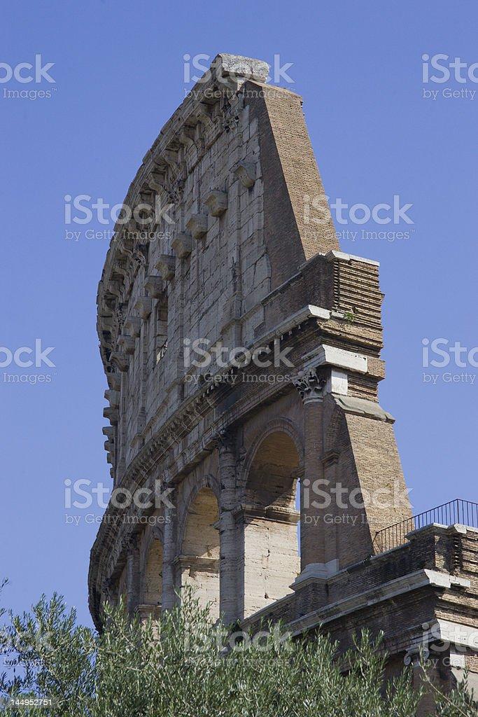 Le Coloseum-Flavian Amphitheatre, Rome photo libre de droits