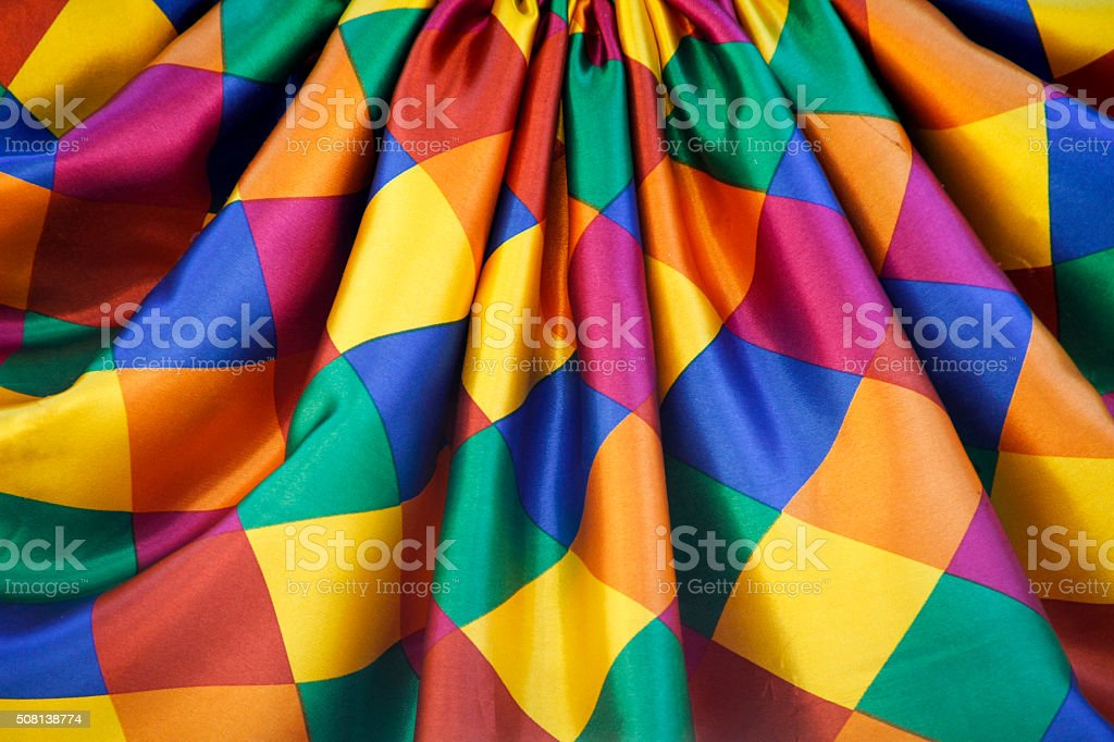 The colours of carnival stock photo