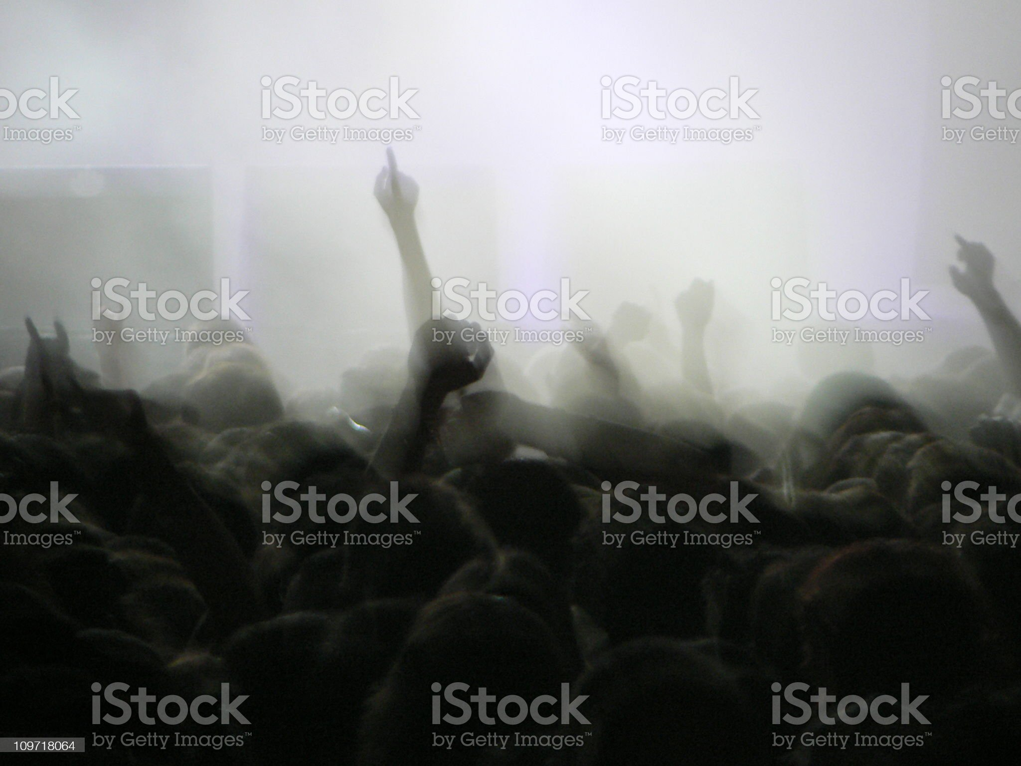 the concert royalty-free stock photo