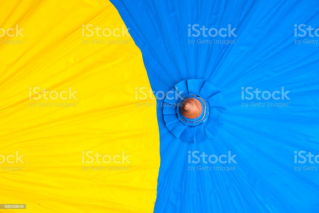 The contrast color royalty-free stock photo