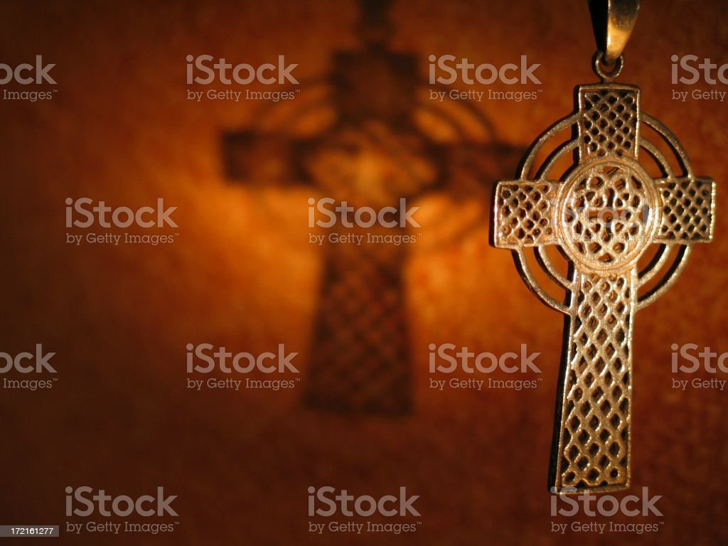 The Cross before us royalty-free stock photo