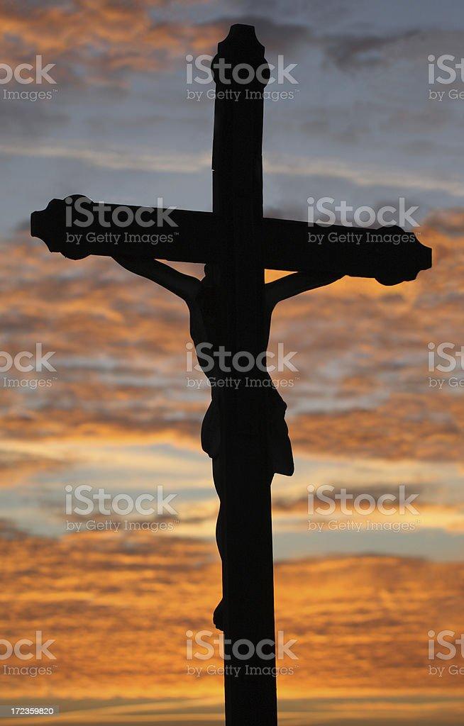 The Cross royalty-free stock photo