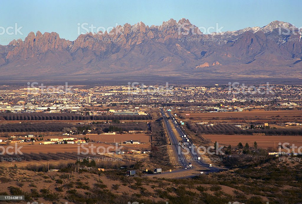 las cruces royalty-free stock photo