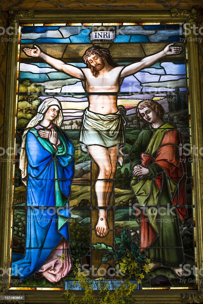 The Crucifixation (Sweden) royalty-free stock photo