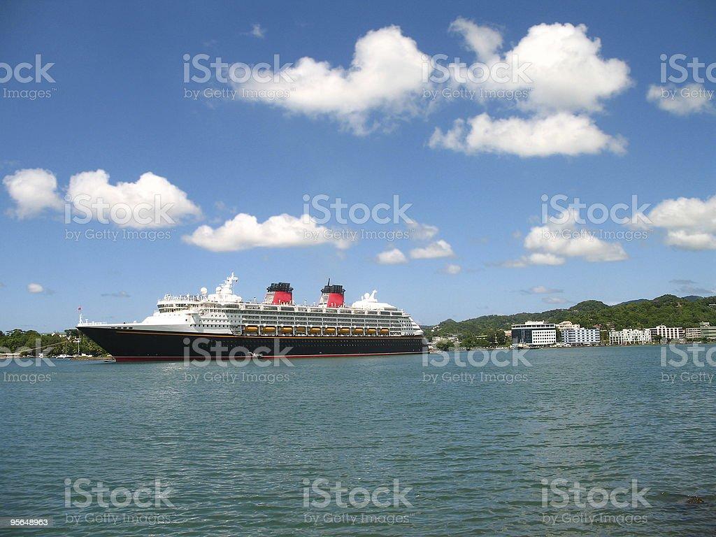 the cruise stock photo