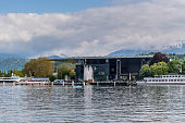 The Culture and Congress Centre in Luzern, Switzerland