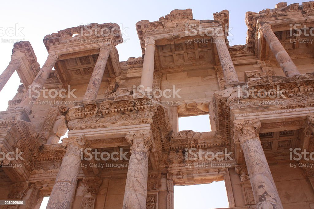 La Cultura en ruinas stock photo