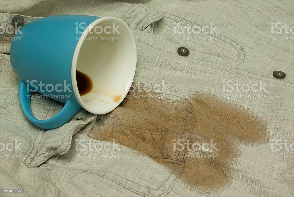 The cup from coffee royalty-free stock photo