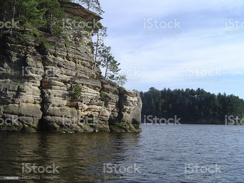 The Dells royalty-free stock photo