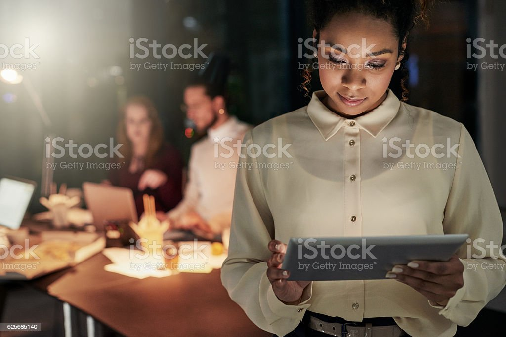 The design comes first stock photo
