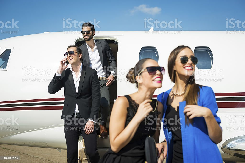 The destination royalty-free stock photo