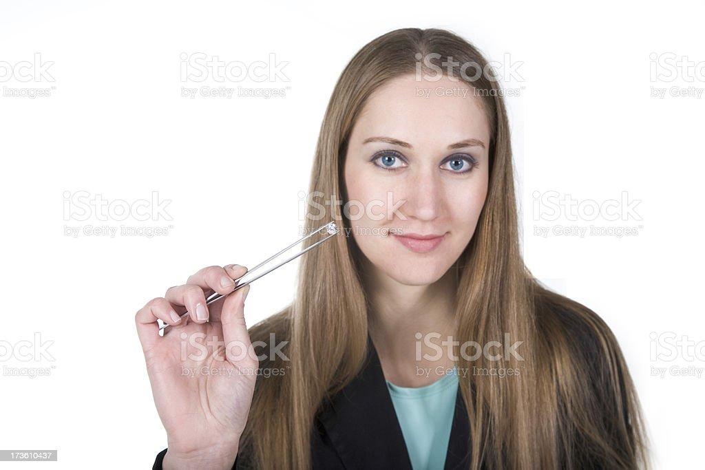 The Diamond stock photo