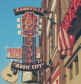 The District Music City Downtown in Vintage Nashville, TN