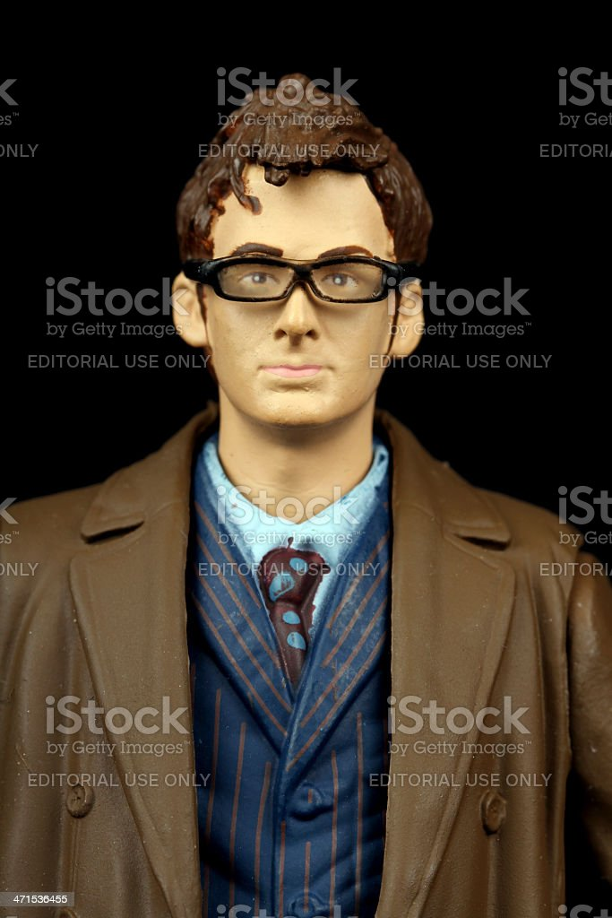 The Doctor royalty-free stock photo