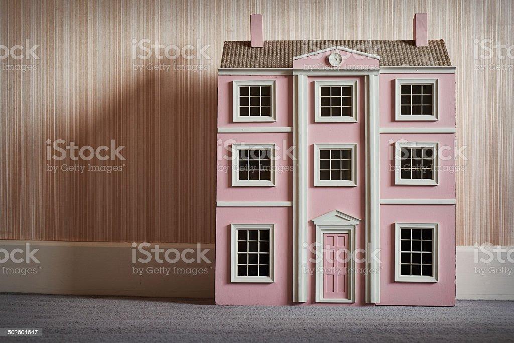 The Dolls House stock photo