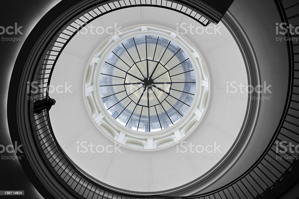 The Dome royalty-free stock photo