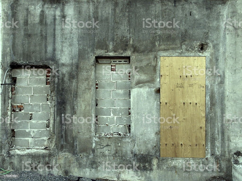 The Doors royalty-free stock photo