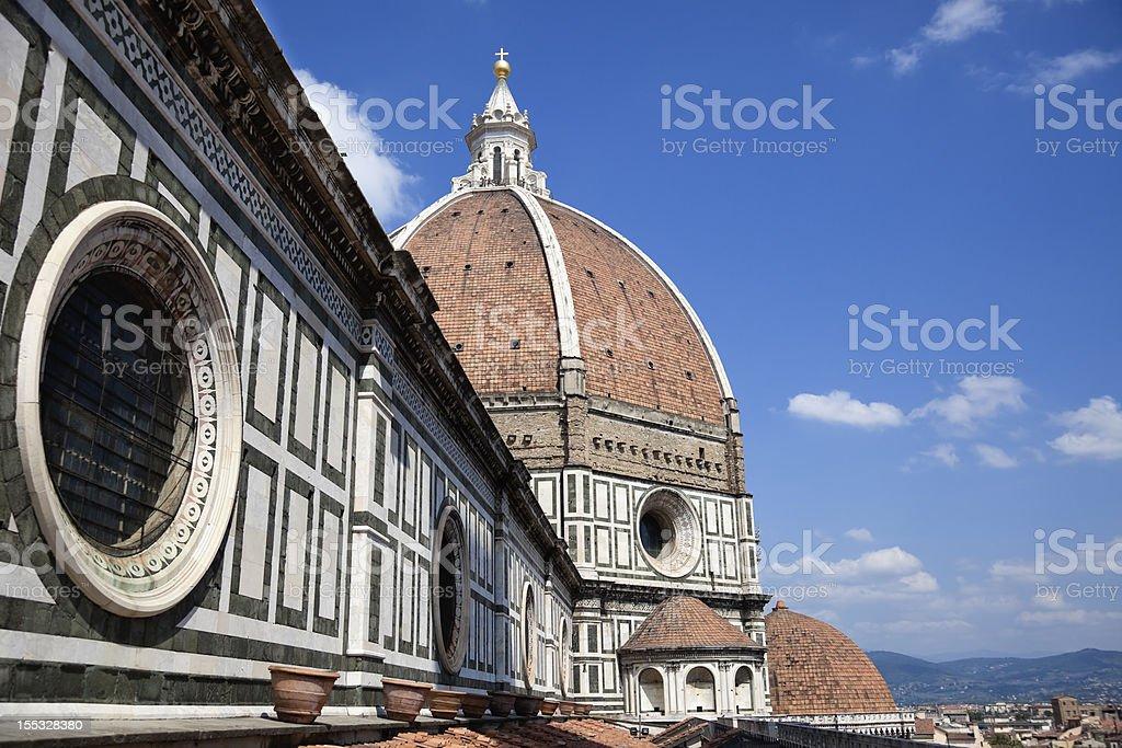 The Duomo. royalty-free stock photo