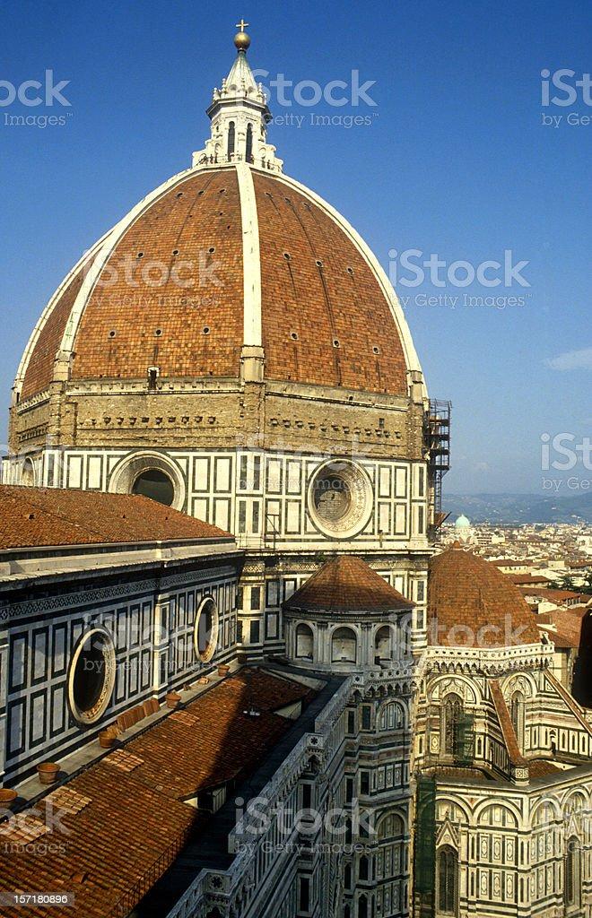 The Duomo royalty-free stock photo
