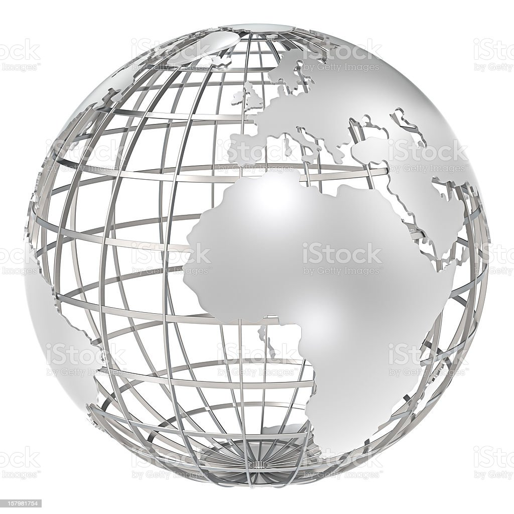 The Earth. royalty-free stock photo