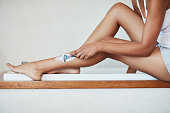 The easiest way to super smooth legs