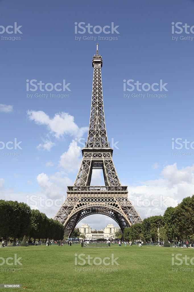 Эйфелева башня Стоковые фото Стоковая фотография