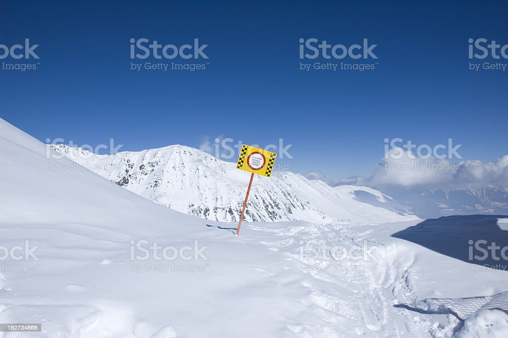 'the end, closed' stock photo