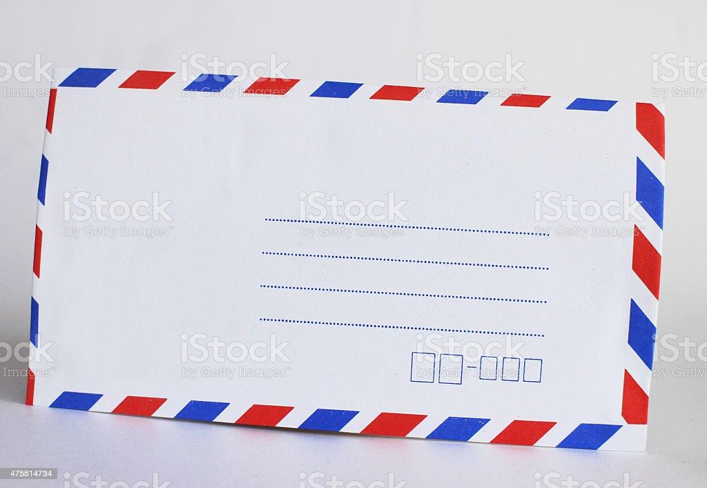 the envelope royalty-free stock photo