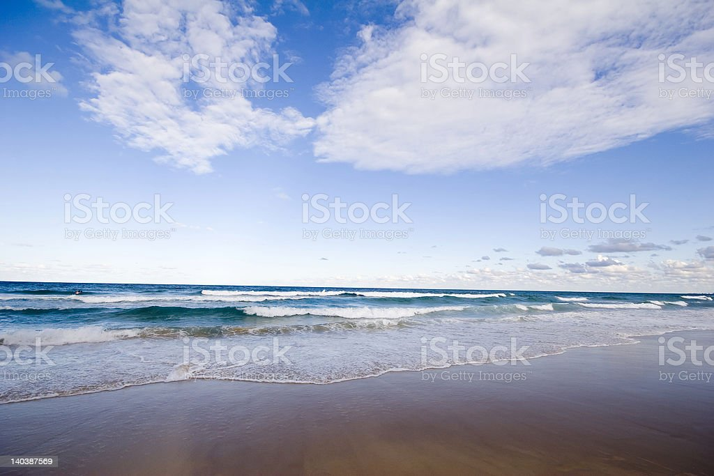 The Evil Beach royalty-free stock photo