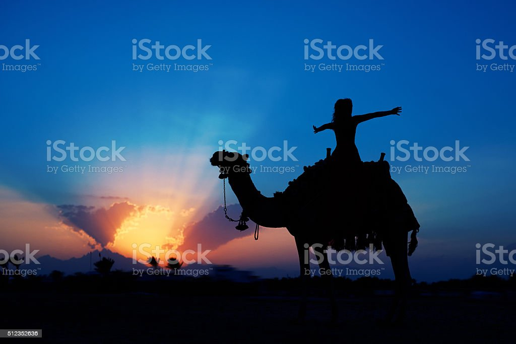 the exotic freedom stock photo