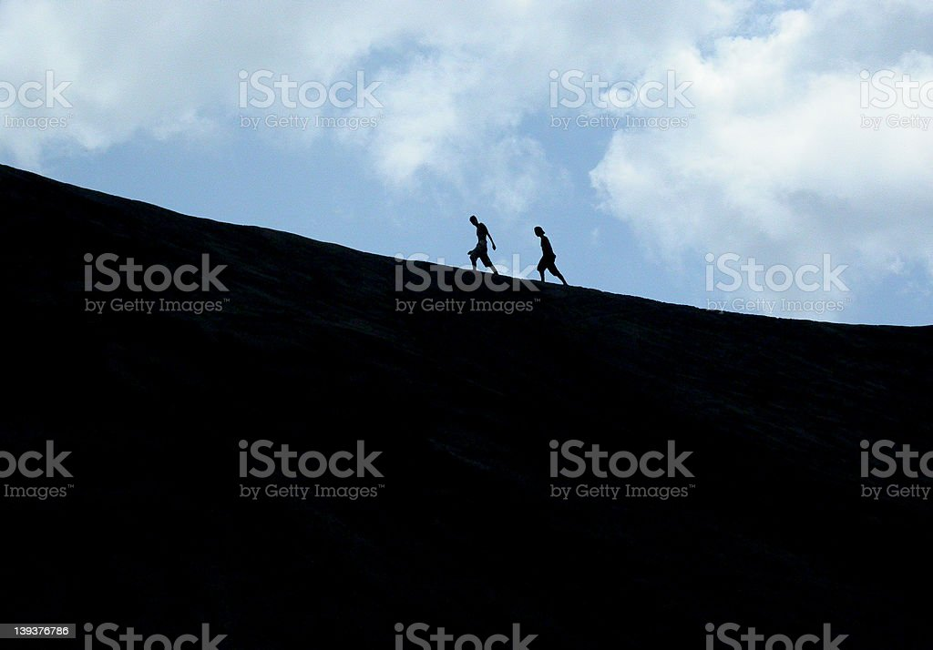 The Expedition royalty-free stock photo