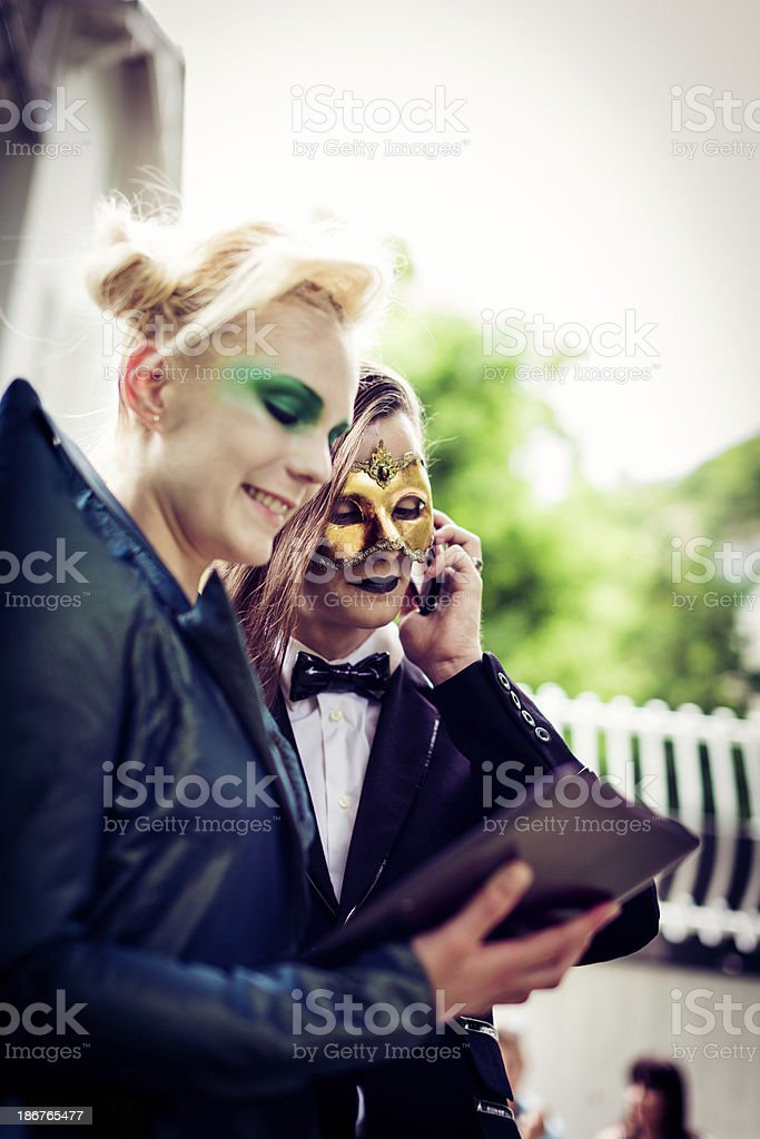 the fashion business royalty-free stock photo