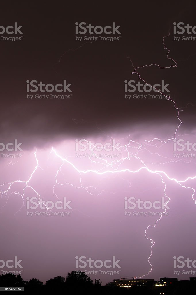 the flash royalty-free stock photo