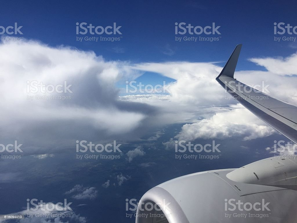 The Flight Levels stock photo