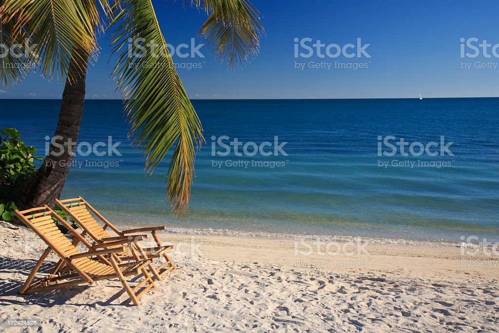 The Florida Keys stock photo