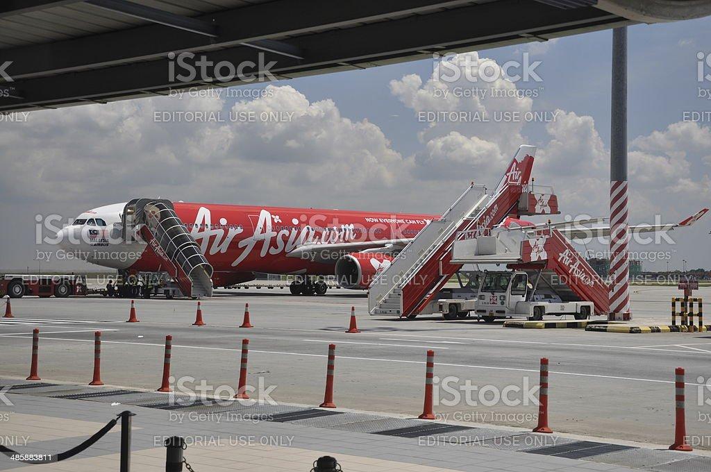 The Flying Machine stock photo