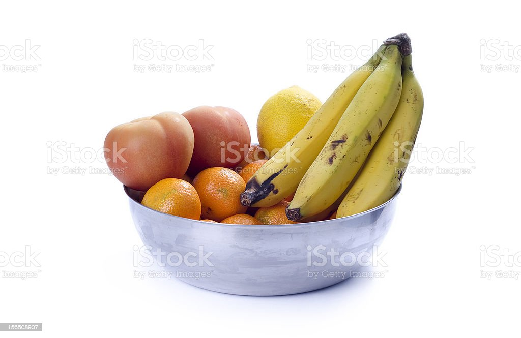 The Fruit Bowl royalty-free stock photo