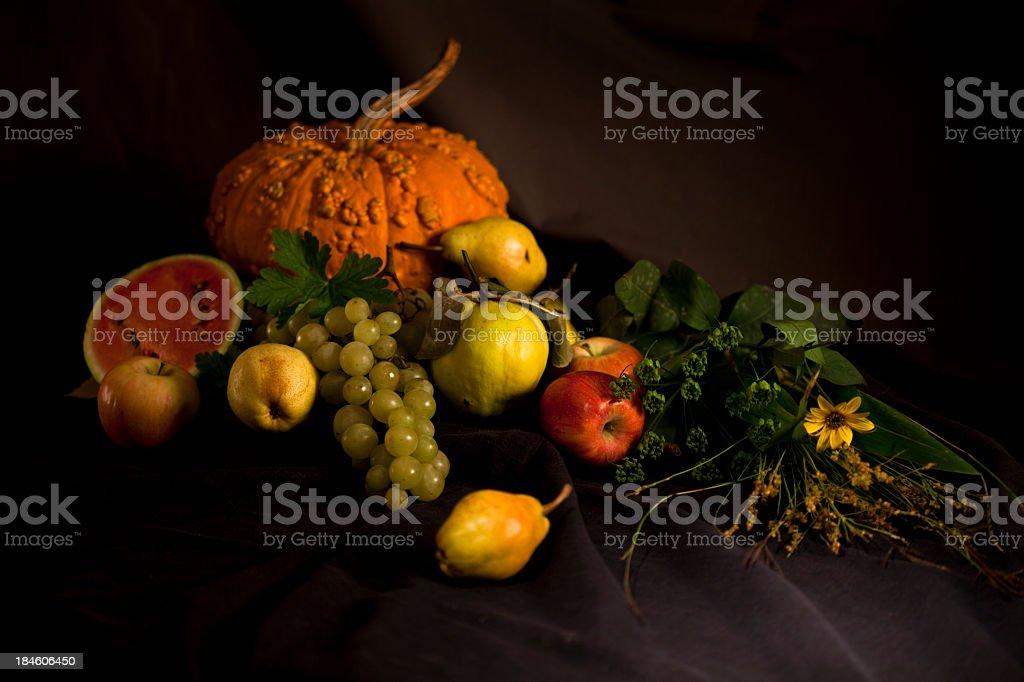 the fruits of a Renaissance stock photo