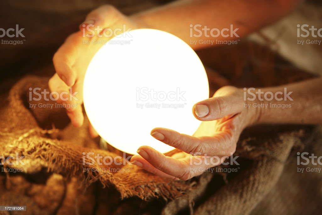 The Future is Bright royalty-free stock photo